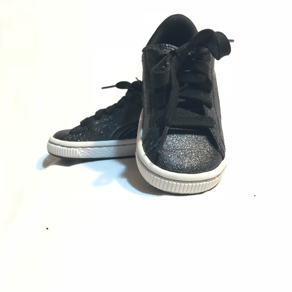puma sparkle shoes